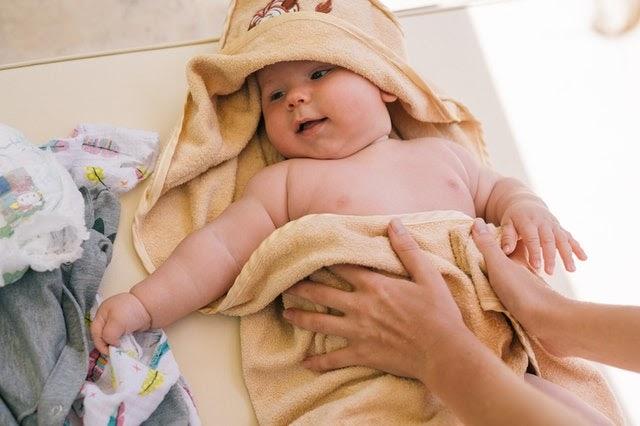 Jaki ręcznik wybrać dla niemowlaka